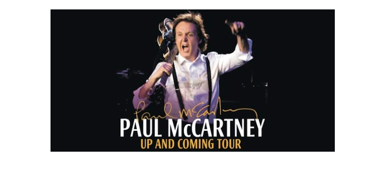Paul McCartney con Reduce tu huella de CO2